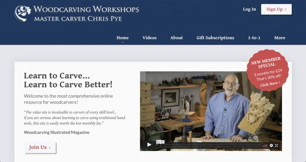 woodcarvingworkshops